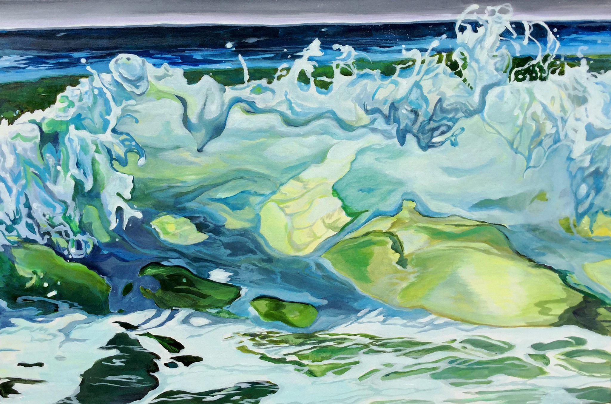 Lauren Kuhn, Ocean Song