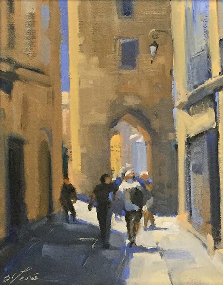 Sherrie Russ Levine, Seeing Aix