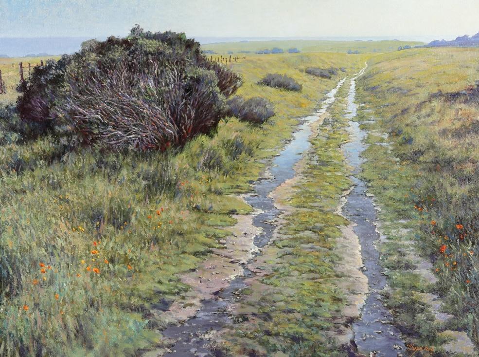 Mason Kang, Emerging Artist Winner, On the Hill