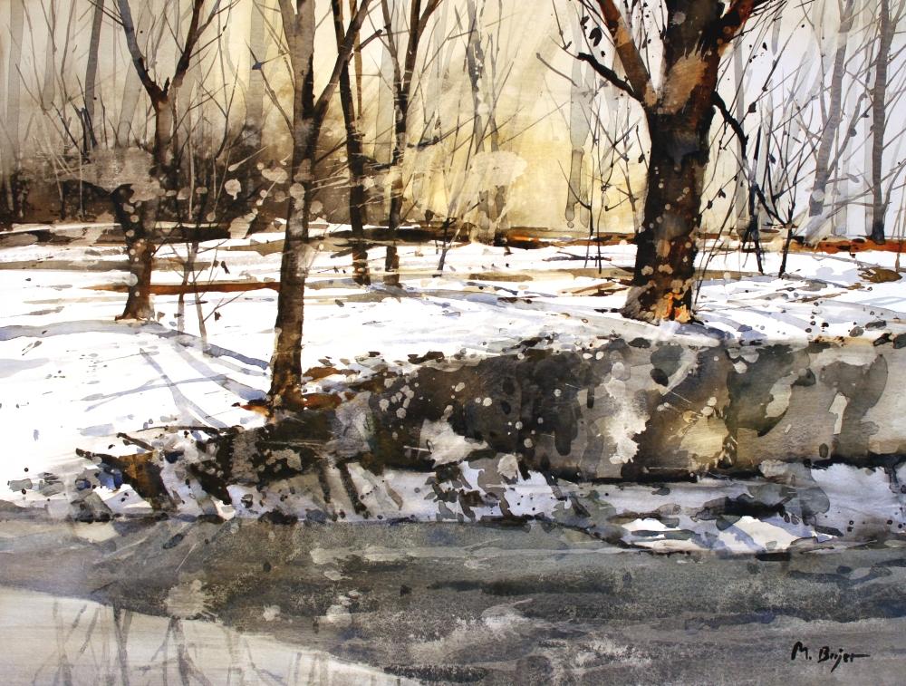 Michael Bajer, Frozen River