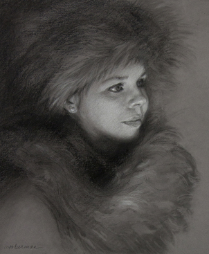 Anna Toberman, Budding Artist Winner, Innocent