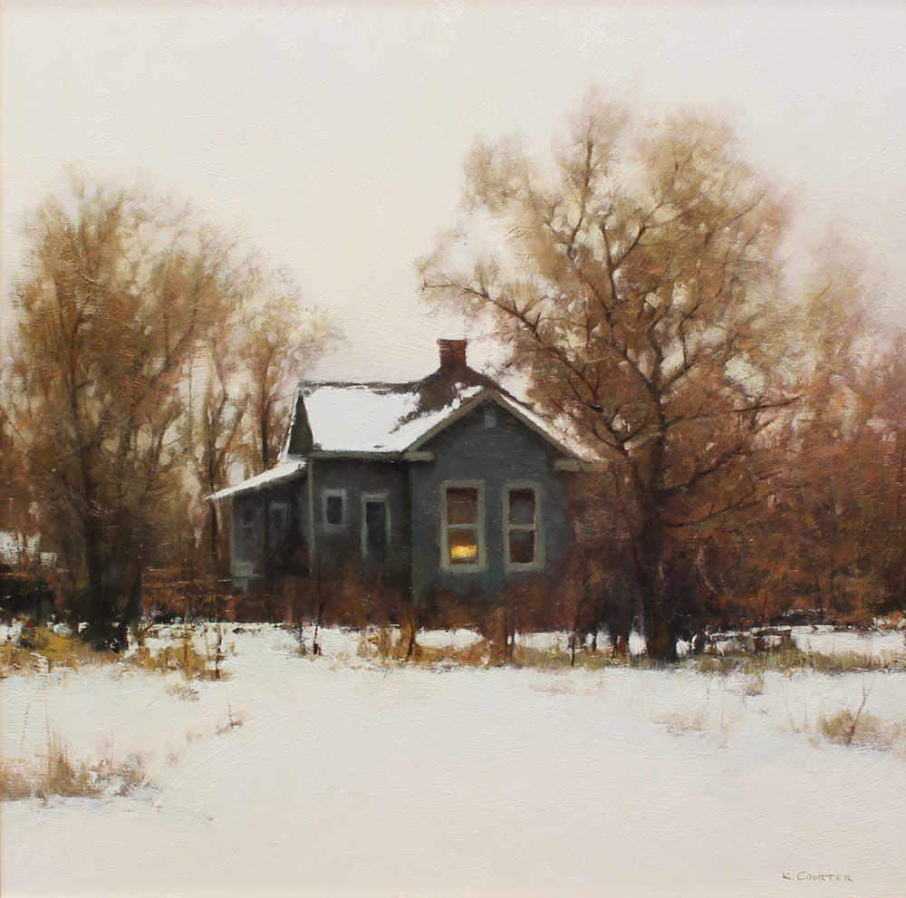 Kevin Courter, Warm Welcoming Light