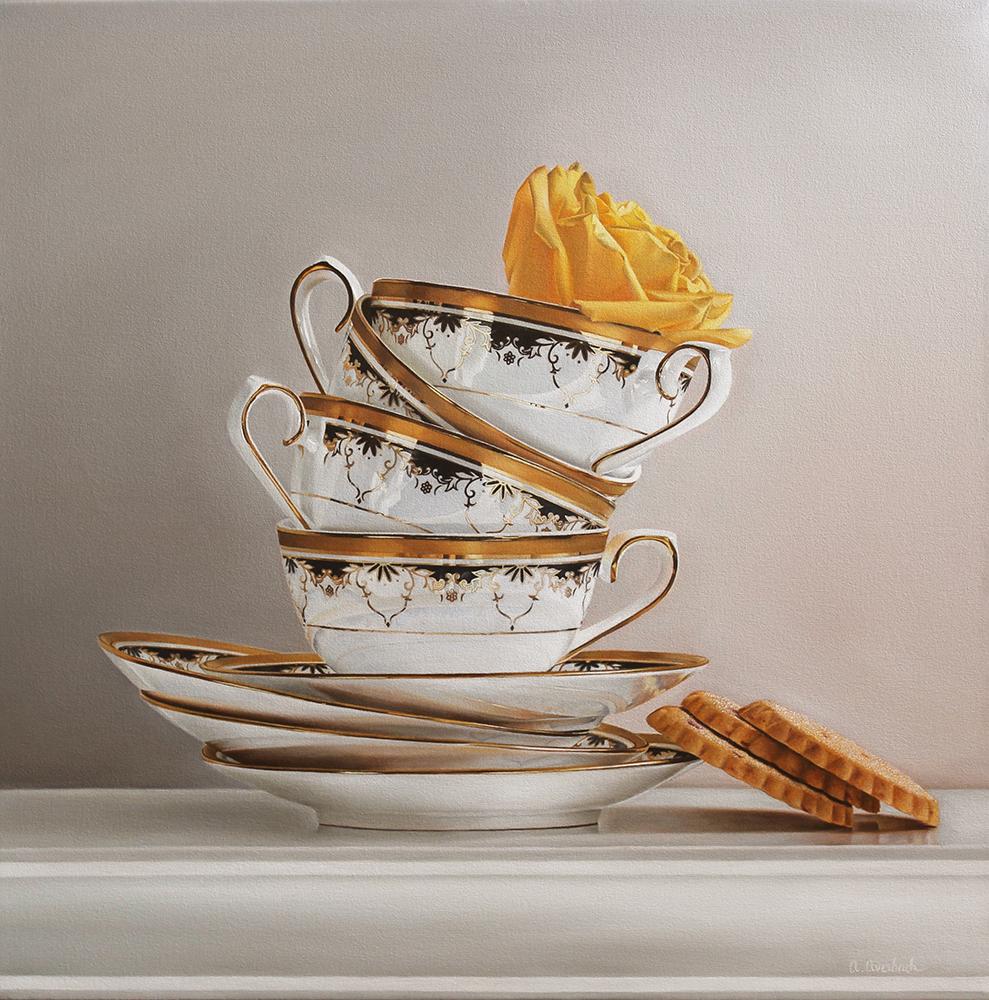 Alexandra Averbach, Afternoon Tea