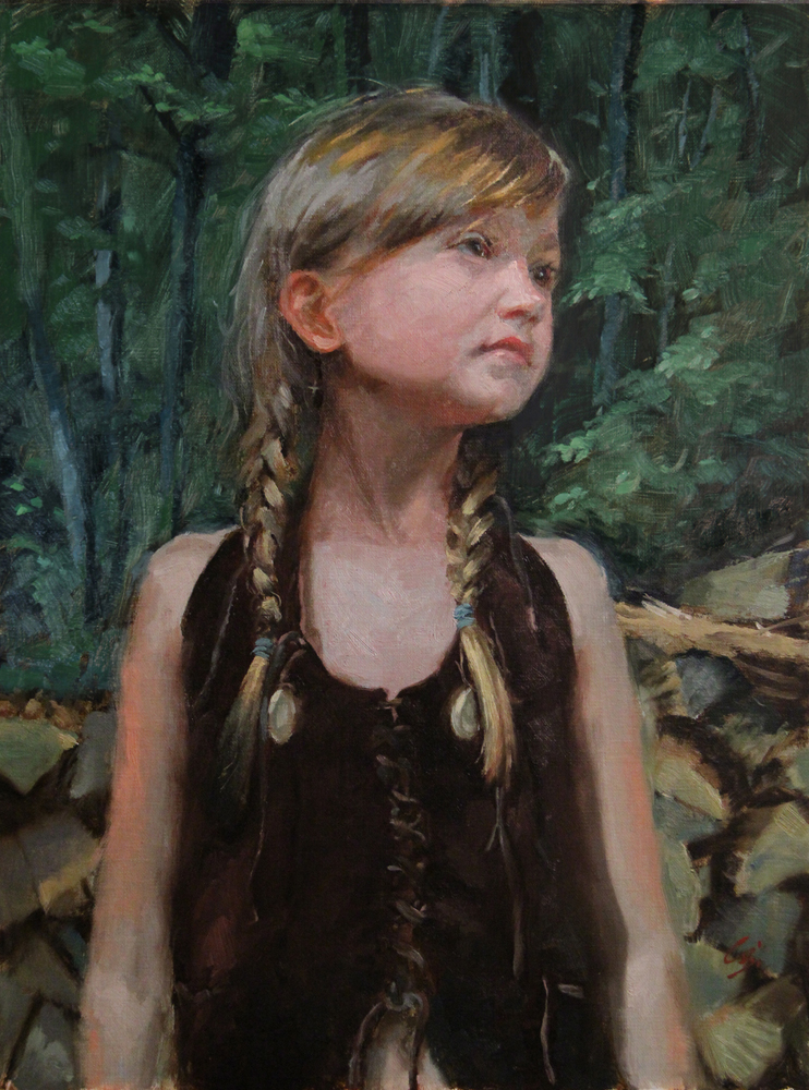 Emerging Artist Winner, Winner, Chris Benavides, Pioneer Daughter
