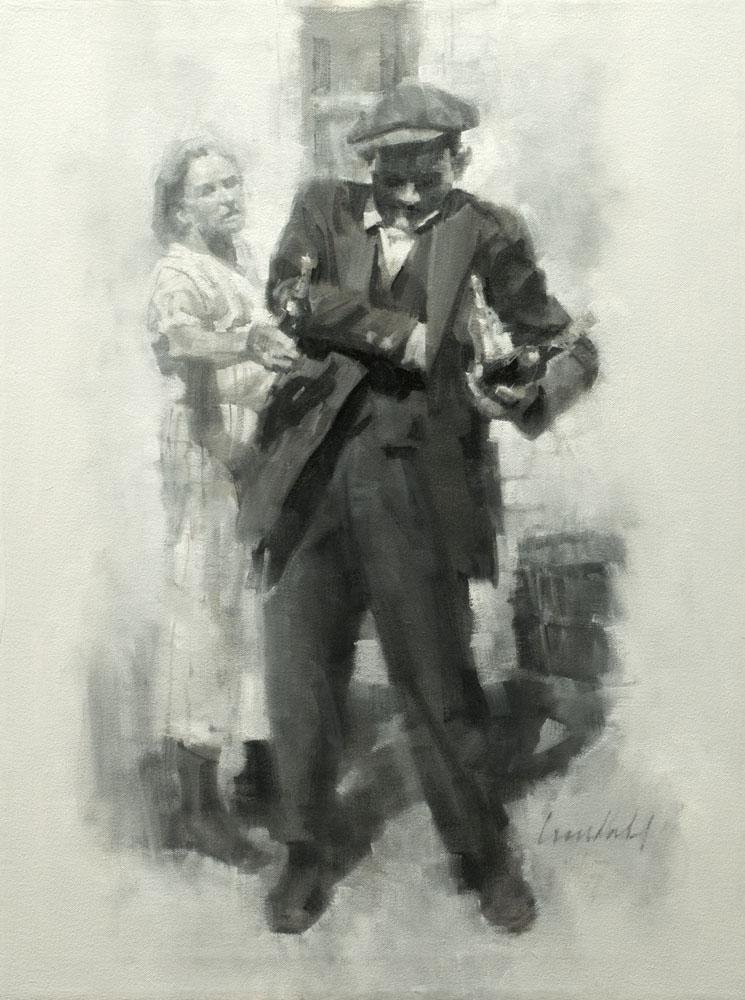 James Crandall, Bootleggers