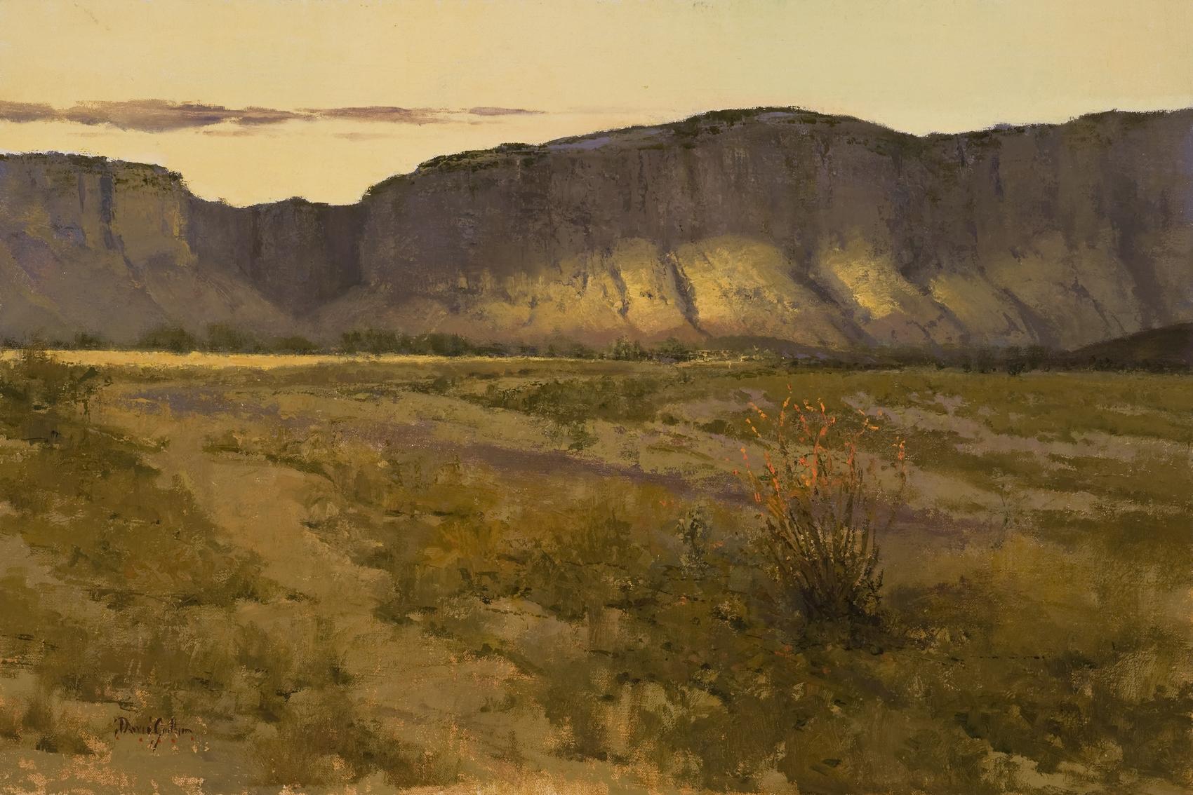 David Griffin, Just West of Eden