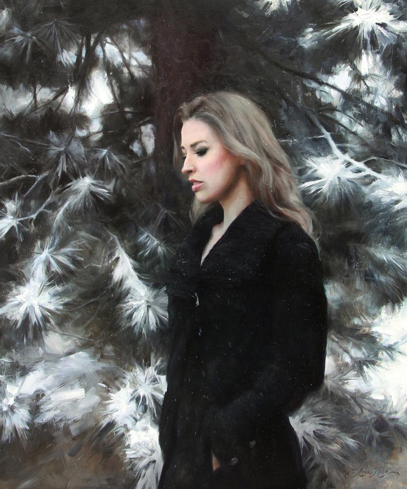 Anna Rose Bain, Silent Snowfall