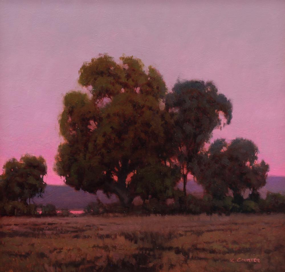 Kevin Courter, Tranquil Evening