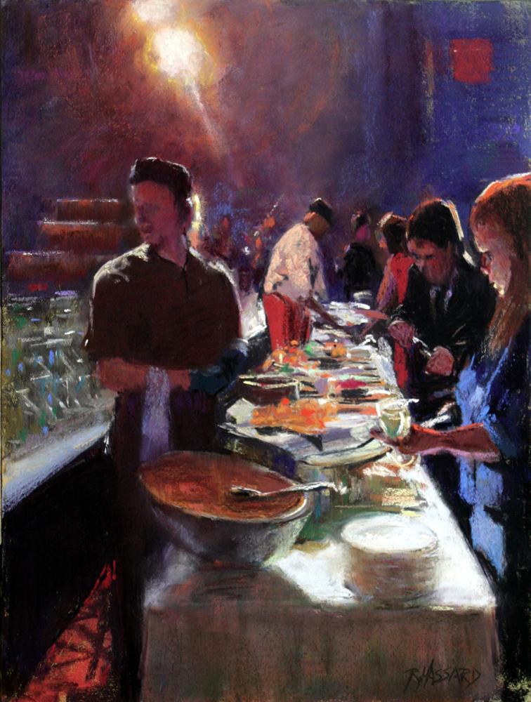Ray Hassard, Food Glorious Food