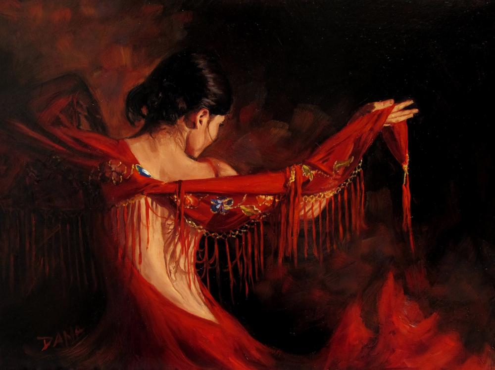 Emerging Artist, Dana Lombardo, Let's Dance