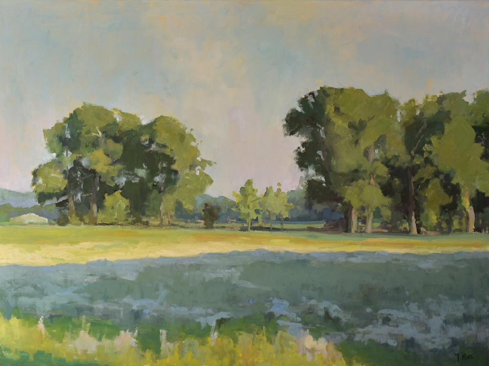 Tiffany Foss, Pasture Paradise