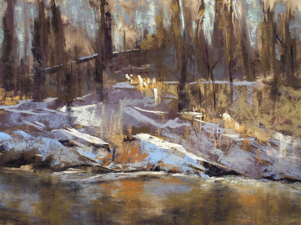 Marcie Cohen, Quiet River Study