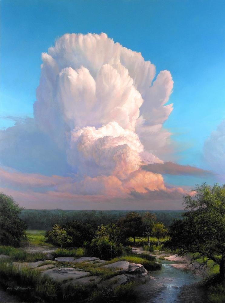 Layne Johnson, Storm Approaching