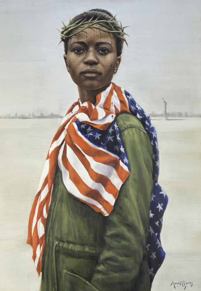 August Burns, America