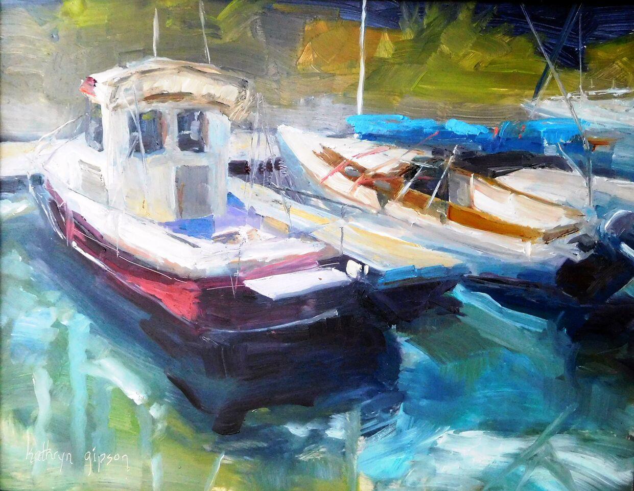 Kathryn Gipson, Aqua Fresca