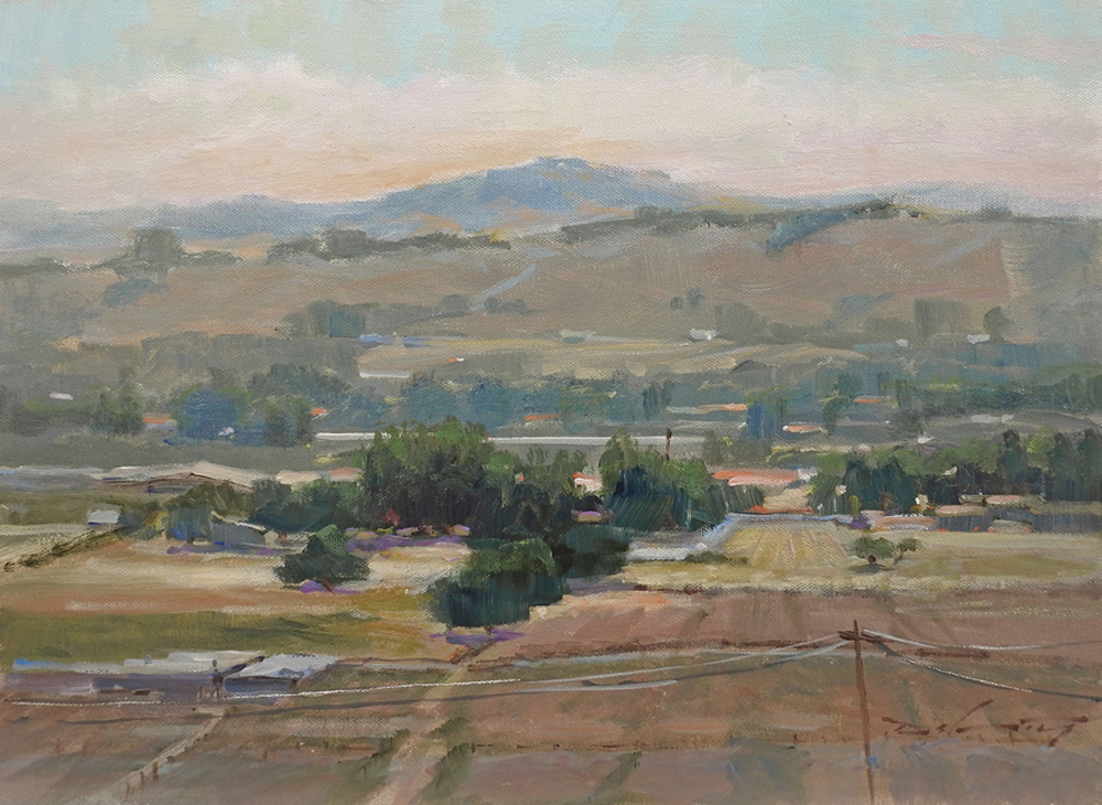 Rick Delanty, Peace in the Valley