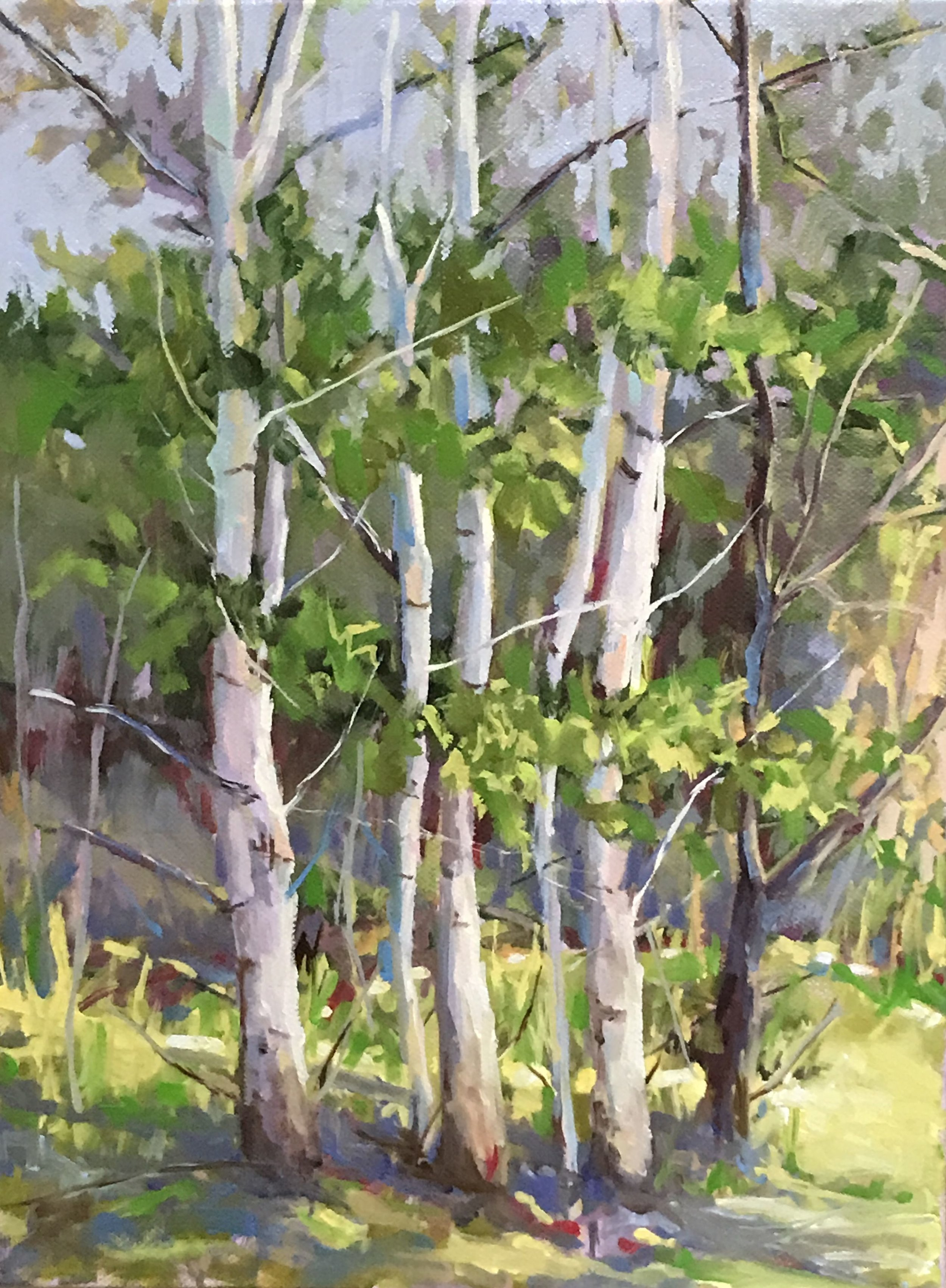 Janette Gray, Birch