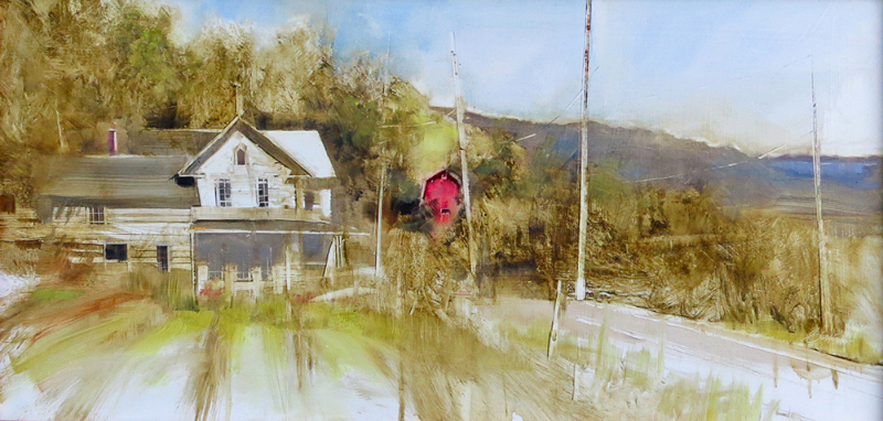 Master Class, Beth Bathe, Retired Farmhouse