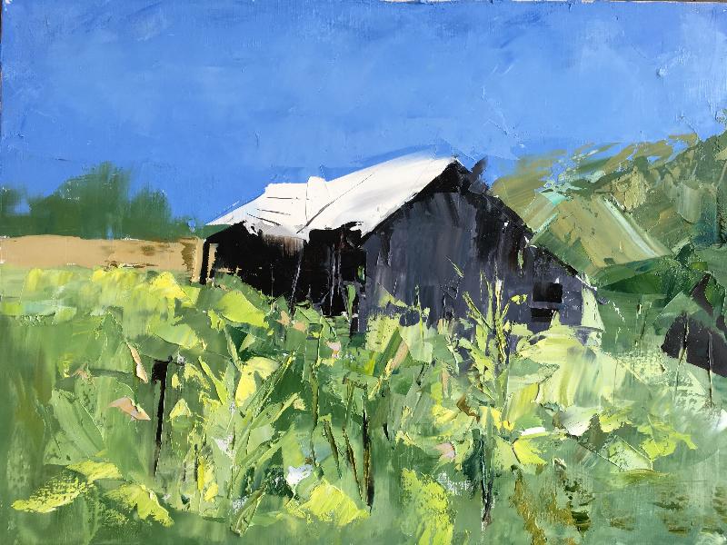 Sandra Pratt, Summer Color