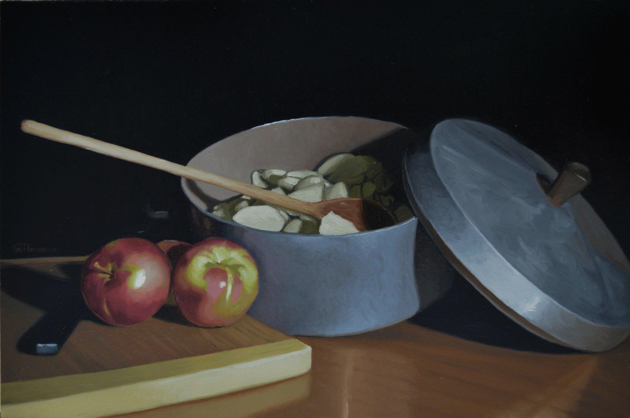 Michael Gilmour, Making Pie
