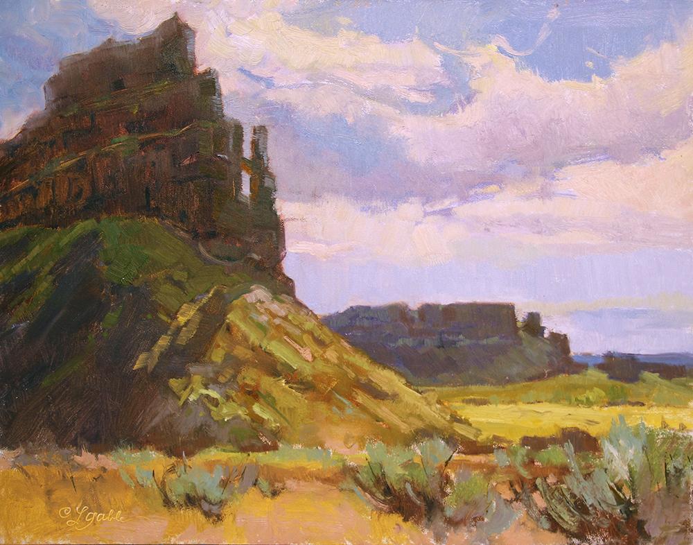 Laura Gable, Ancient Falls Monoliths