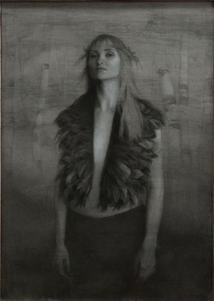 Katie Liddiard, Emerging, Wood Nymph
