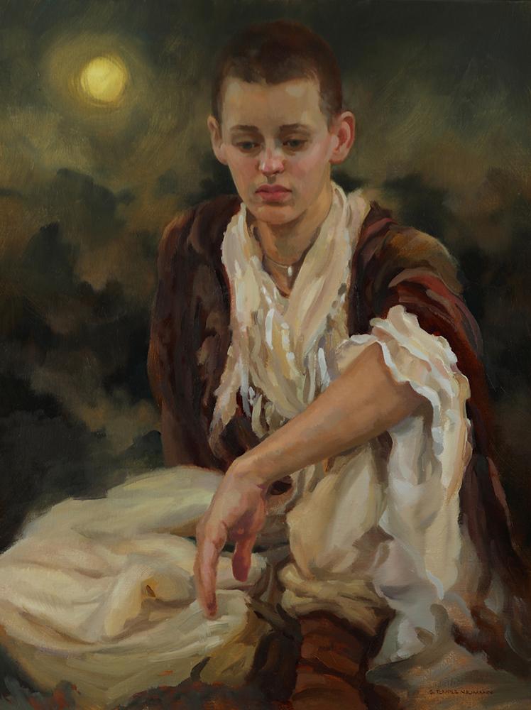 Susan Temple Neumann, On the Edge