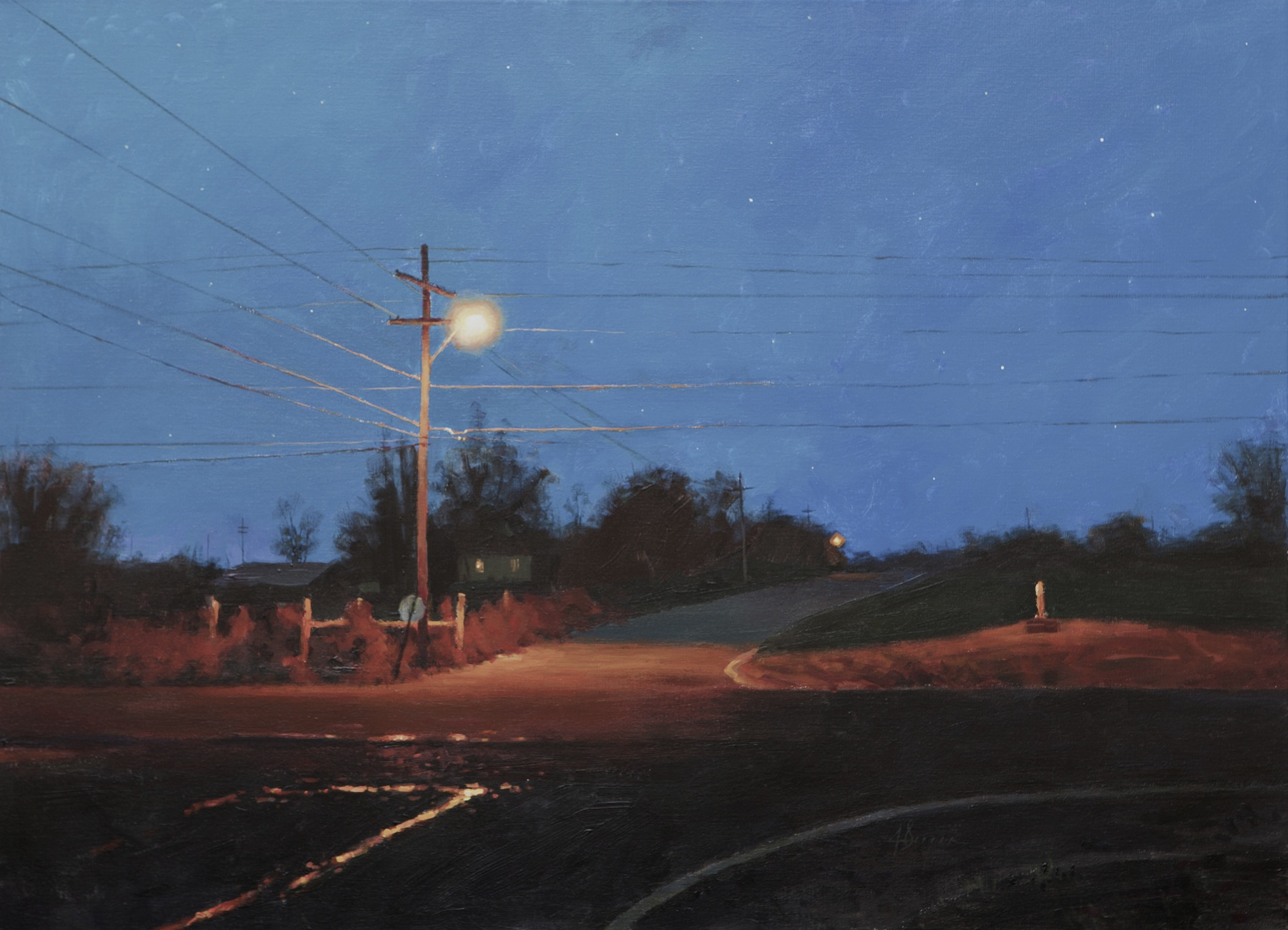 Jason Sacran, Rural Lights