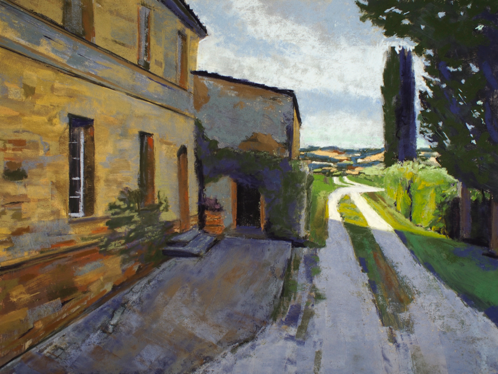 Marcie Cohen, Path to Chianti