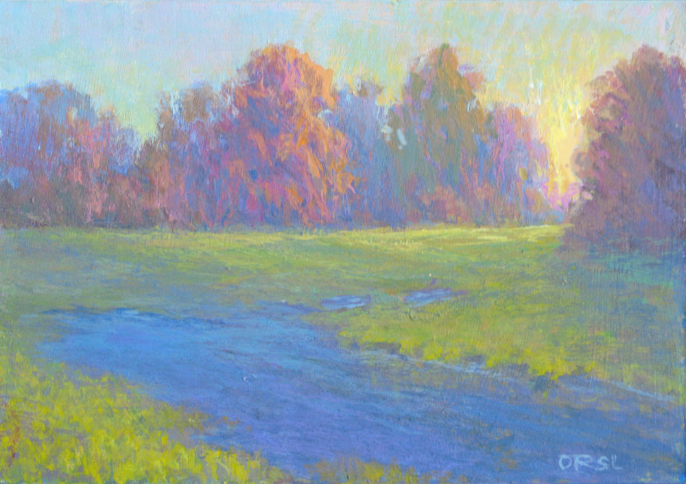 Ober-Rae Livingstone, Fall Dawn