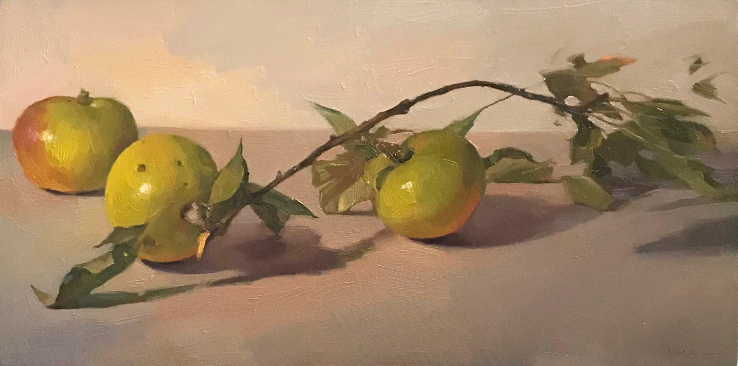 Sarah Sedwick, Early Apples