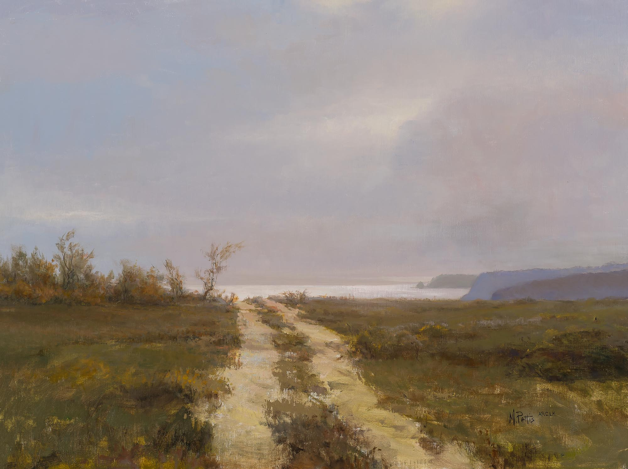 Mary Pettis, Road to the Sea