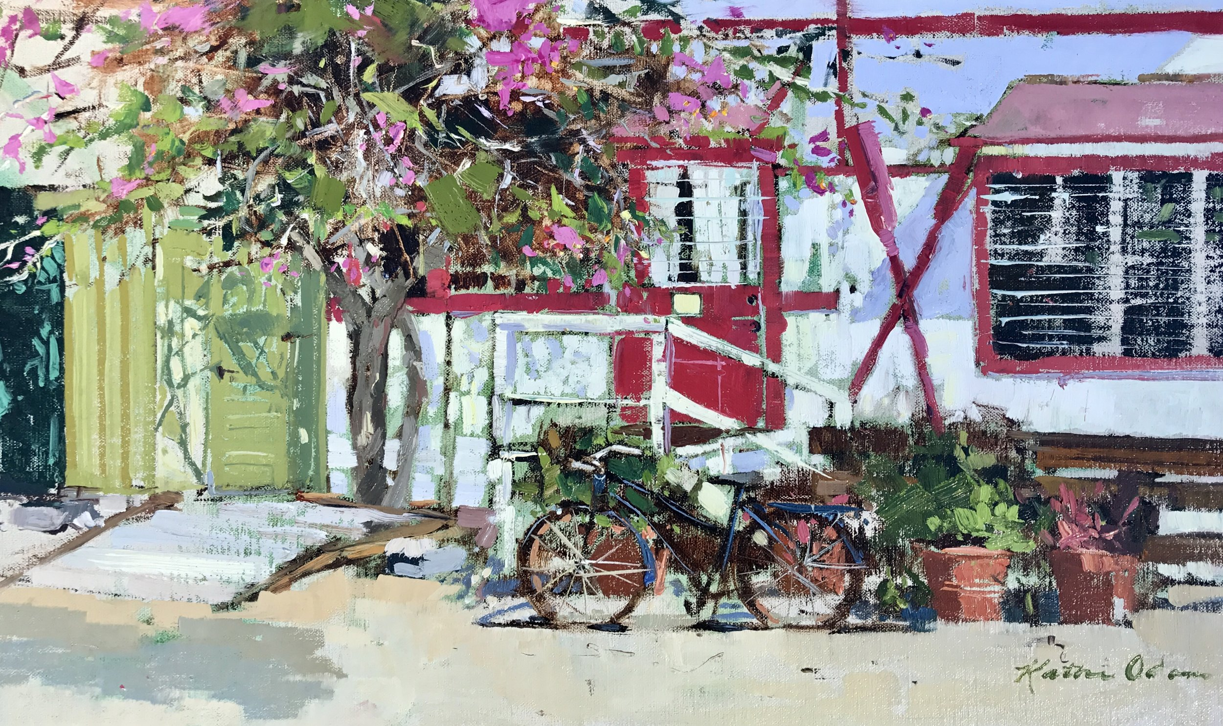Kathie Odom, Joy Ride
