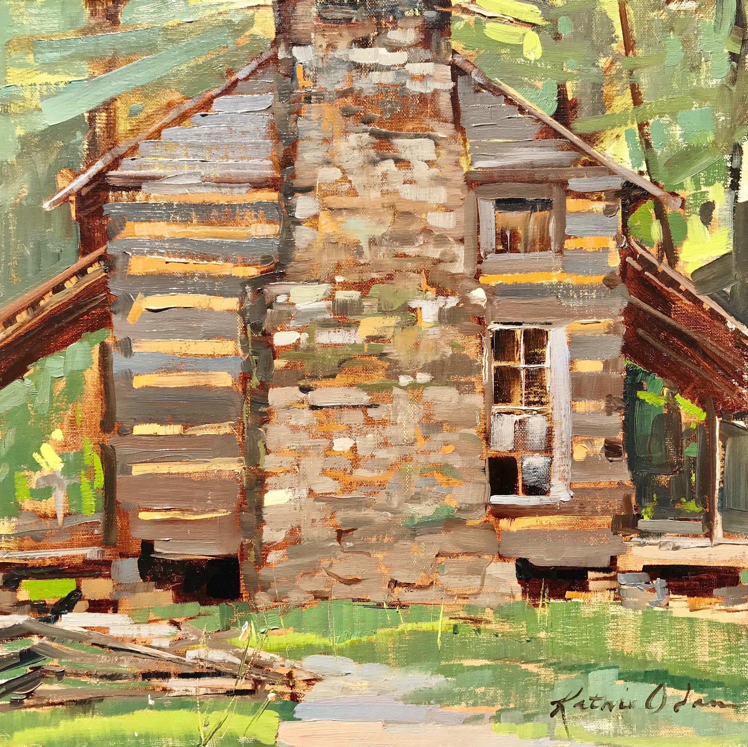 Kathie Odom, Log Some Time