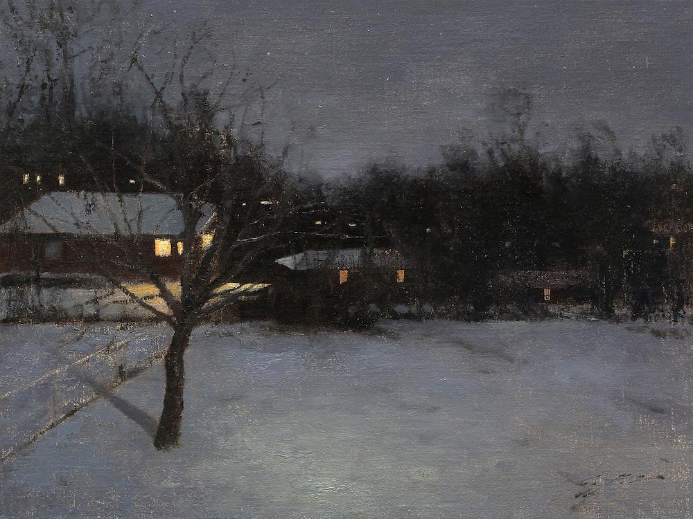 Matthew Cutter, A Winter's Night