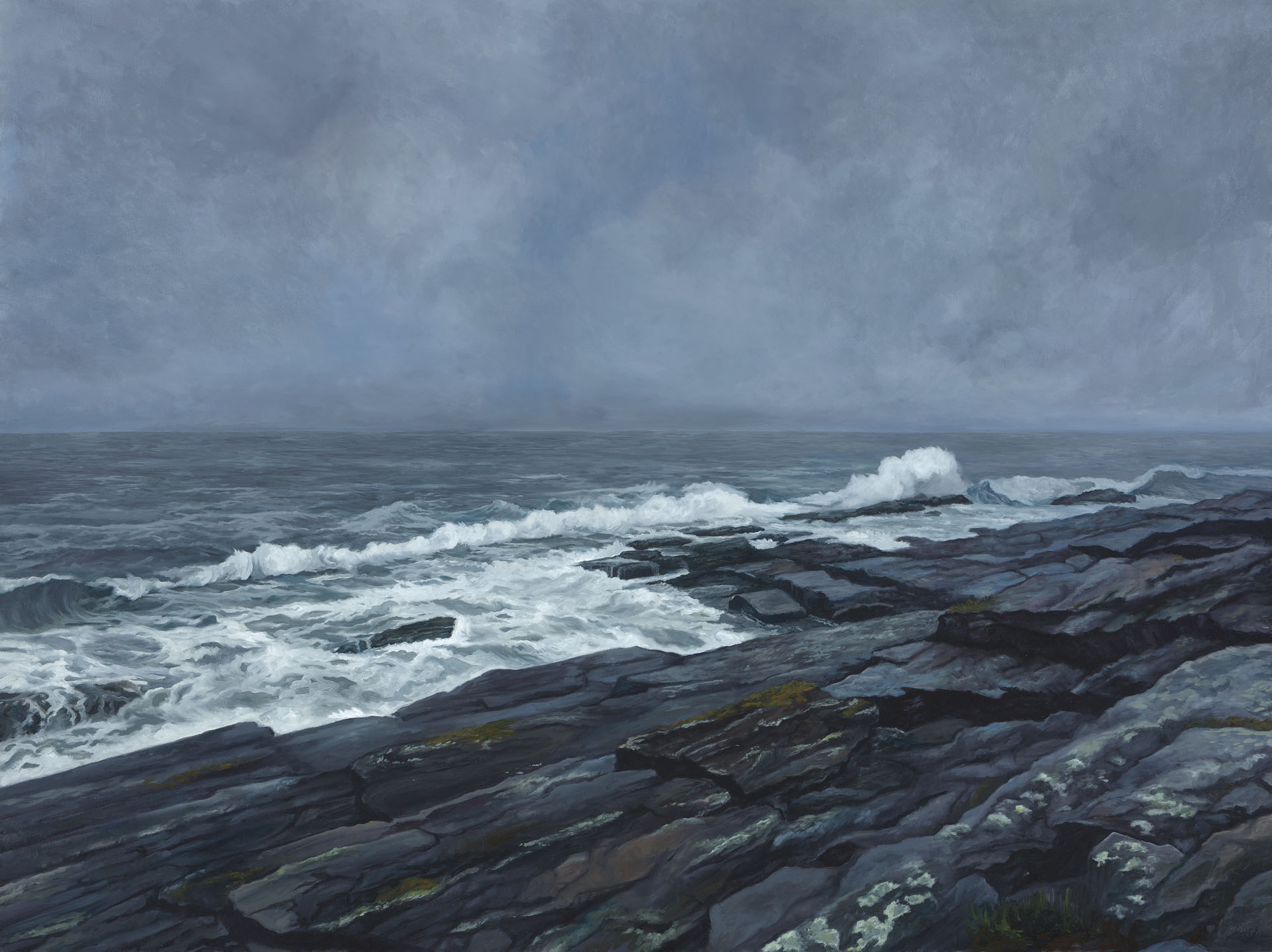 Edward Duff, Gathering Storm