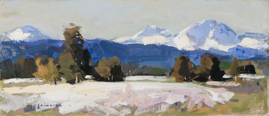 Master Class, Eric Jacobsen, The Three Sisters