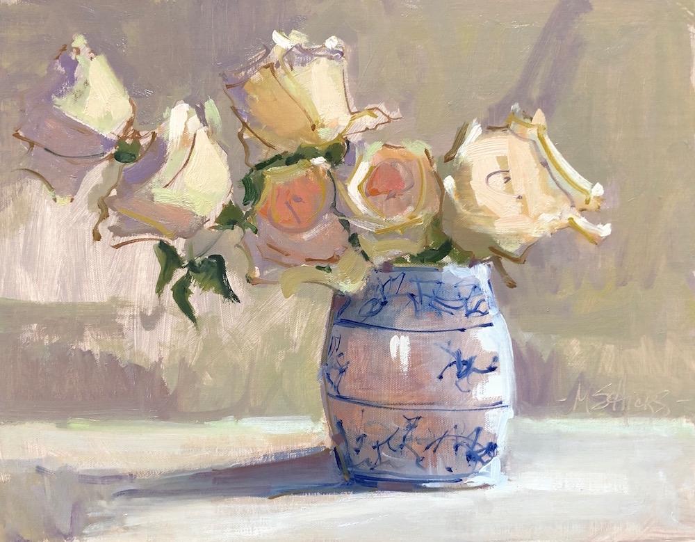 Marjorie Hicks, Peaches and Cream