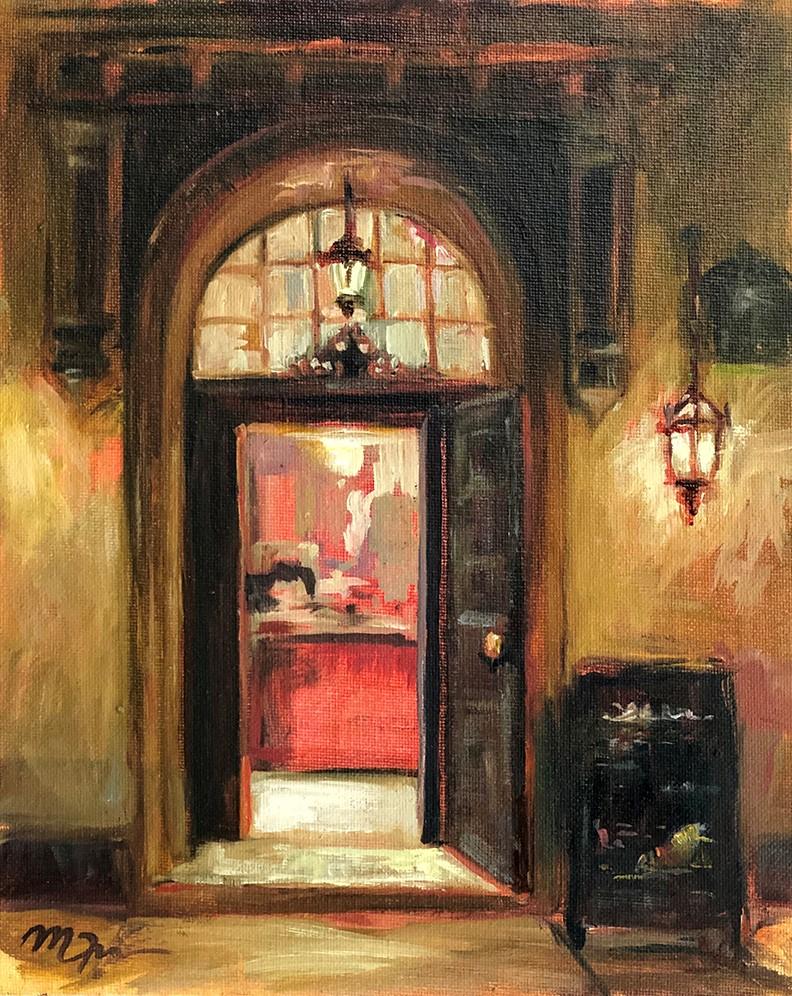 Martha Ferguson, Late Night Macaroons