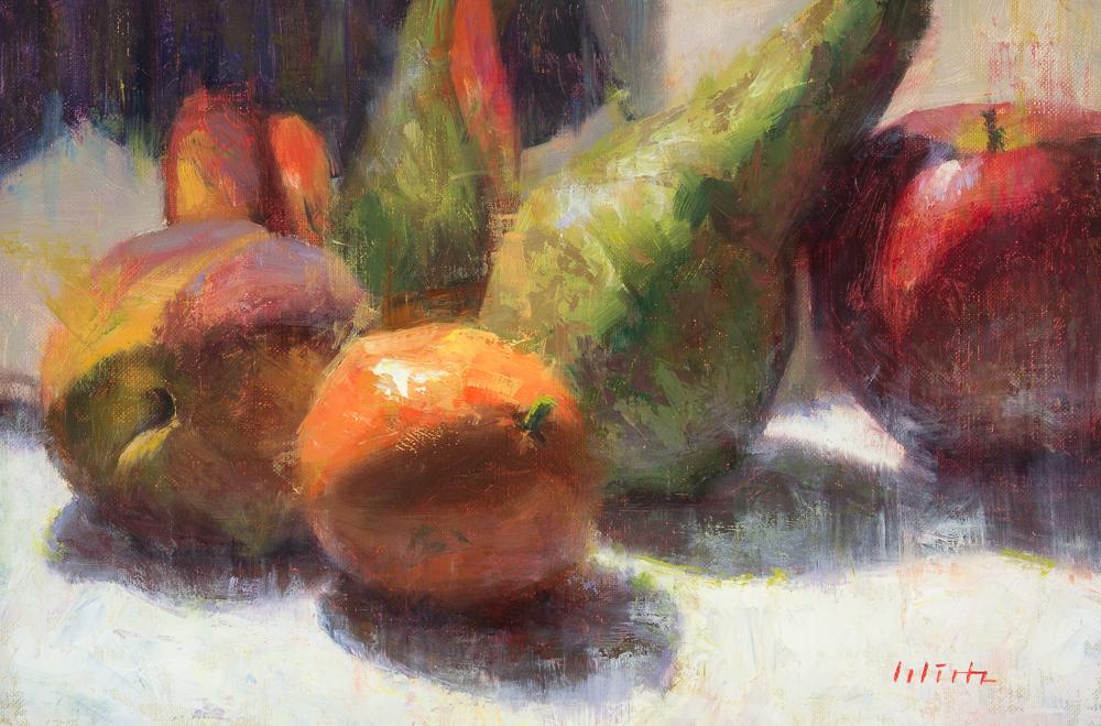 Bjoern Wirtz, Fruit and Reflections