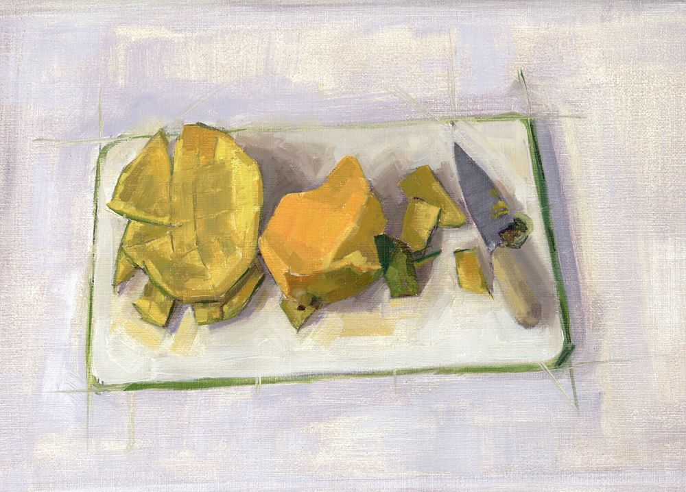 Stacey Gledhill, Mango