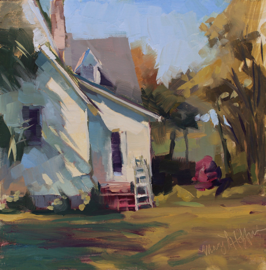 Mary Hoffman, McClellanville Cottage
