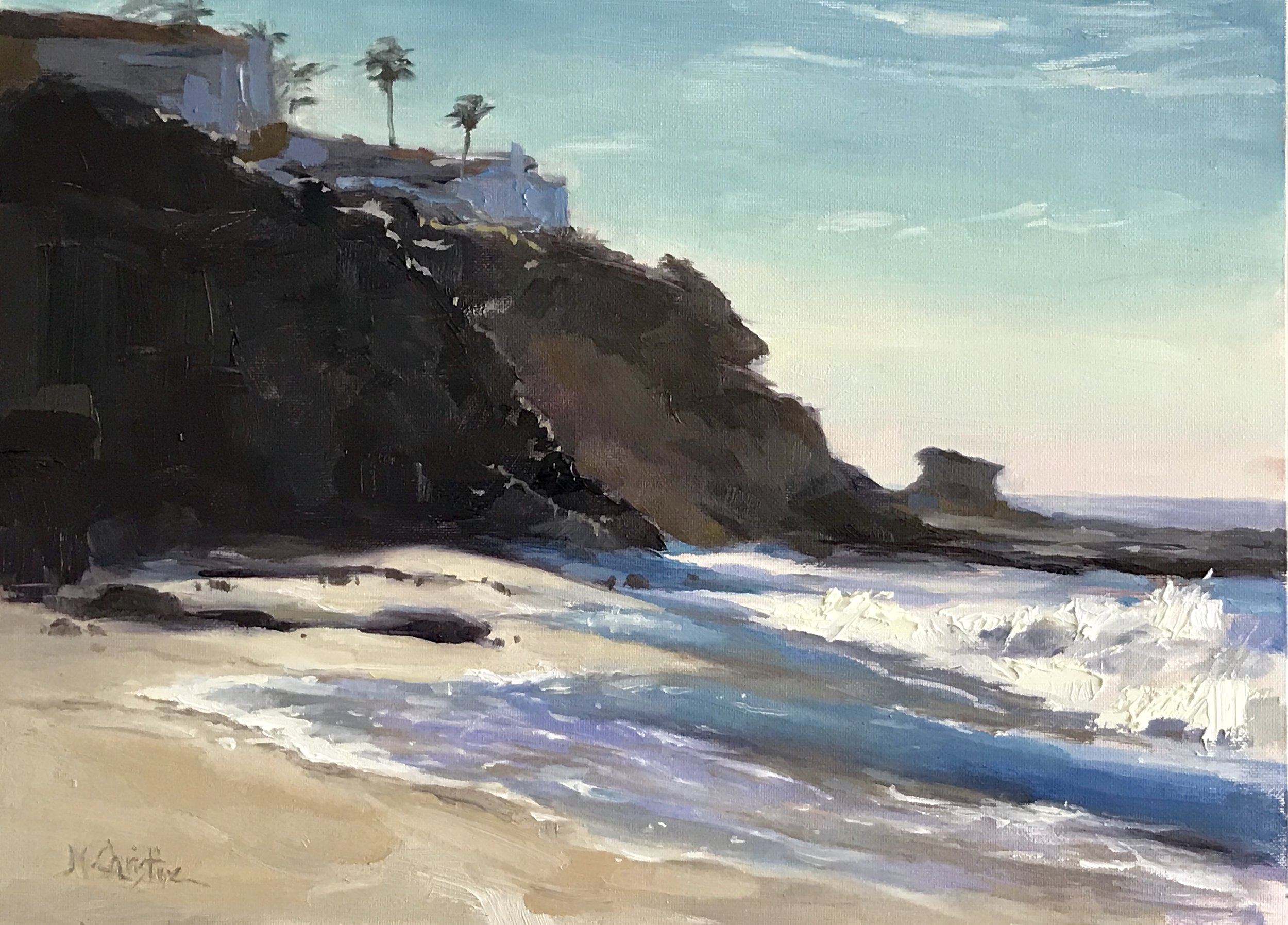Mary Christie, Aliso Morning