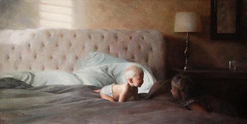 Anna Rose Bain, Morning Light