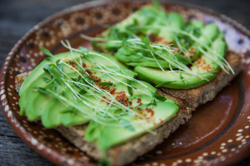 avocado toast at nomade.jpg