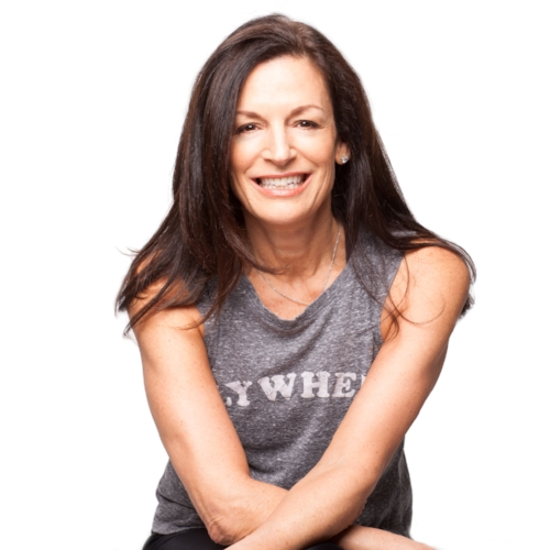 RUTH  ZUKERMAN   Featured 7.25-7.31 Fitness Guru, Entrepreneur + Discoverer of the Fountain of Youth