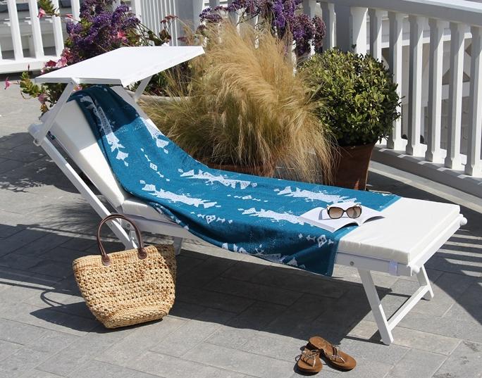 The Eskayel Beach Towel