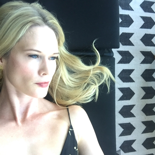 STEPHANIE  MARCH   Featured 10.3-10.9 Actress, Philanthropist, Makeup Junkie + Sock Lover