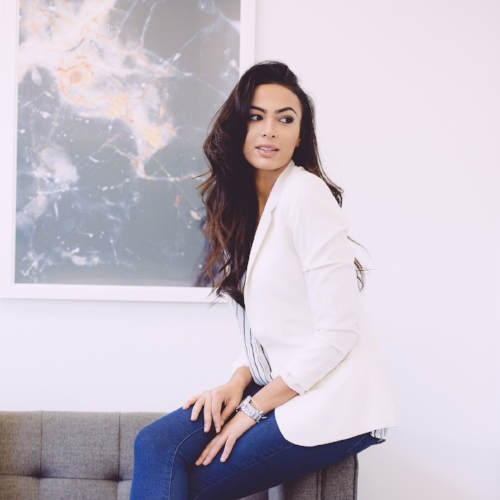 IMAN  OUBOU   Featured 2.13-2.19.17 Beauty Queen, Girl Boss +Nasty Woman