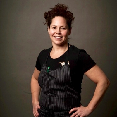 STEPHANIE  IZARD     Featured 6.12-6.18.17 Chef, World Traveler + Goat Lover